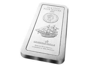 100-Gram-Cook-Islands-Silver-Bar